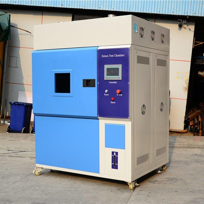 Xenon weather aging chamber