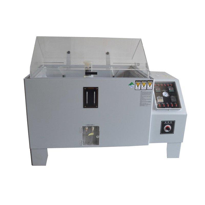 Salt spray corrosion testing chamber