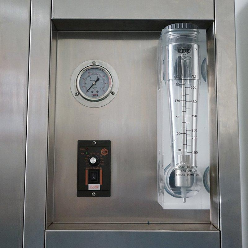 IPX9 Rain Test Chamber