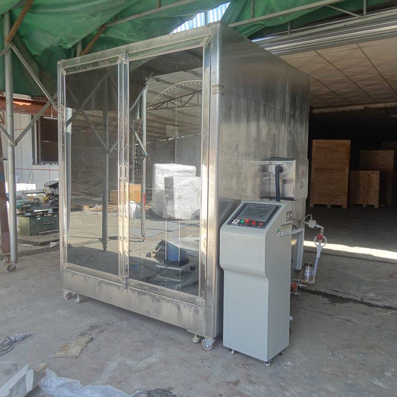 Microcomputer Type Rain Spray Testing Machine