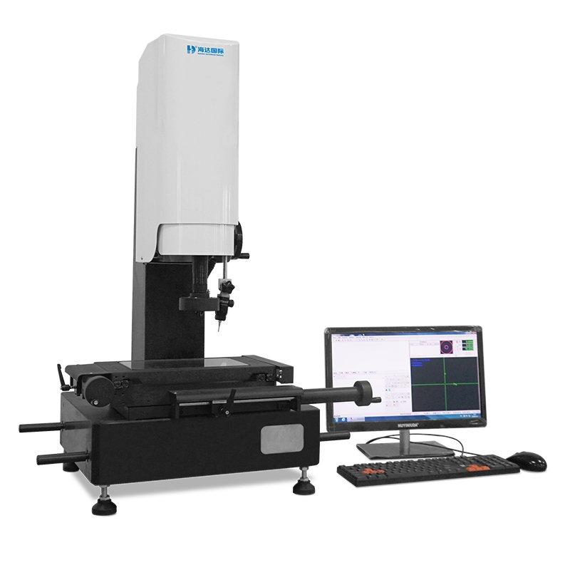 High-speed 3-axis CNC driven motor video measuring machine