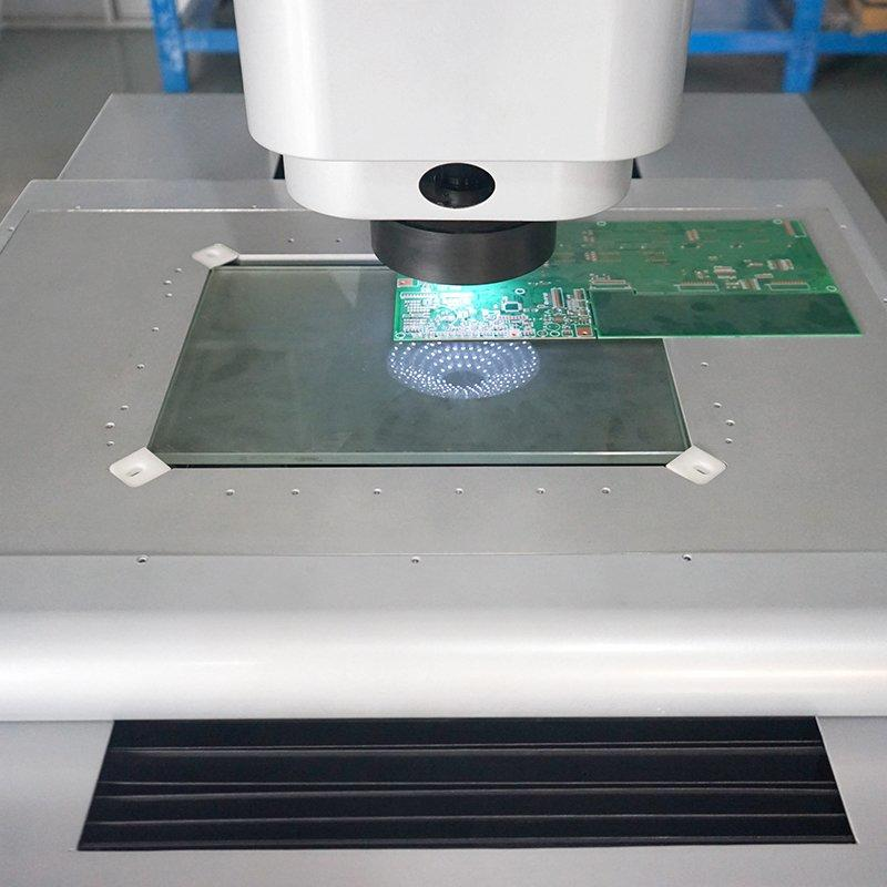 Optical imaging measurement instrument