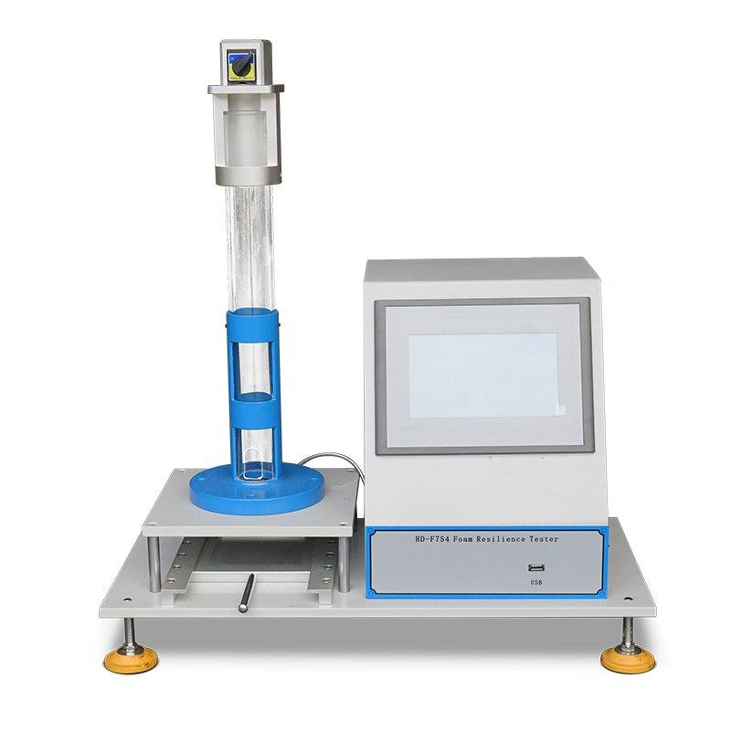 Foam Rebound Test Equipment