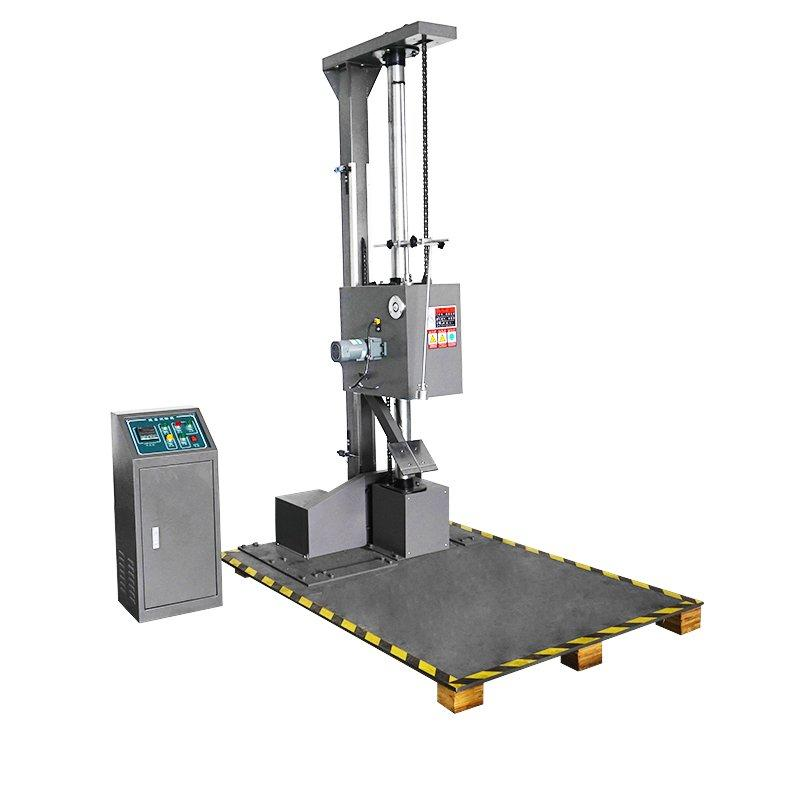 Single Drop Test Machine For Packages Testing
