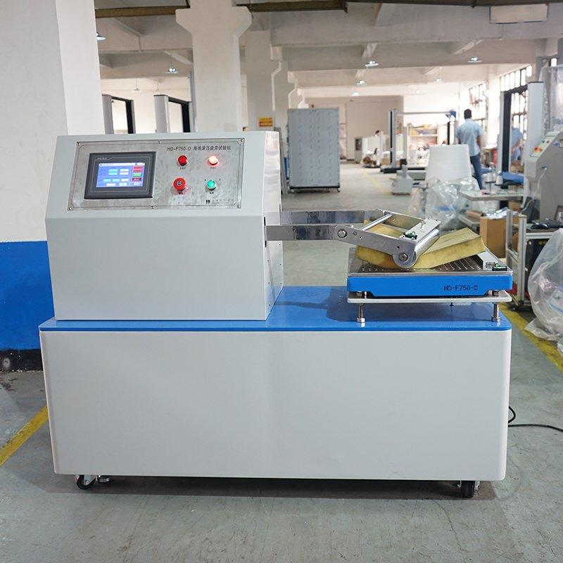 Foam Roller Shear Test Machine