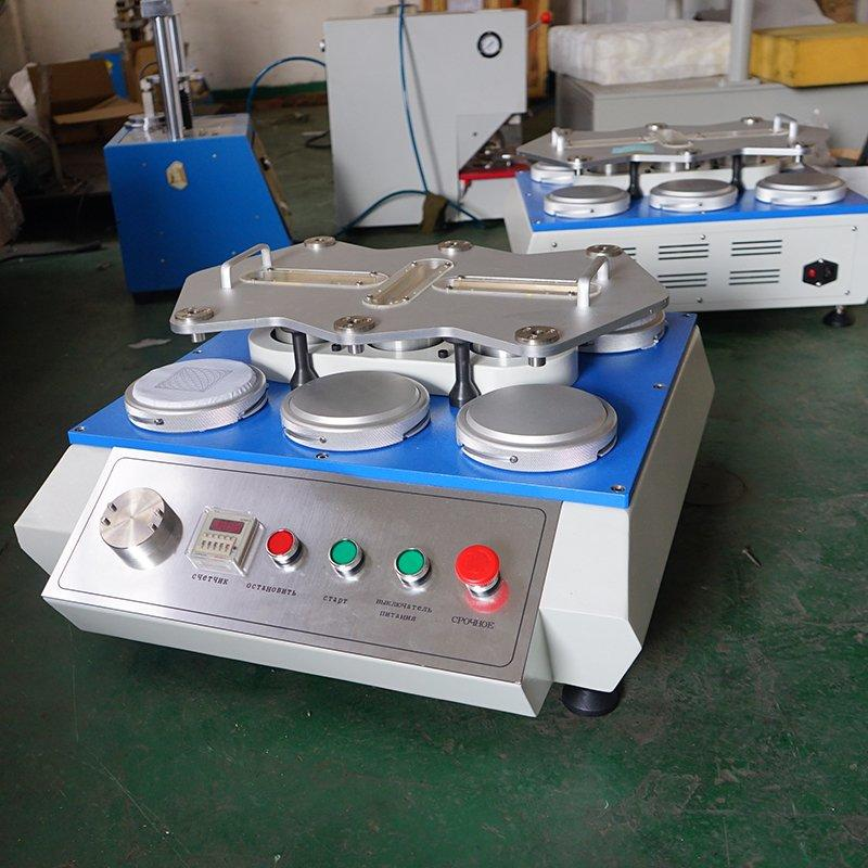 ASTM-D4966 Martindale Abrasion Testing Machine