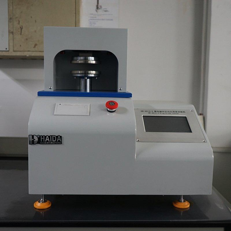 Paper Edge Crush Tester