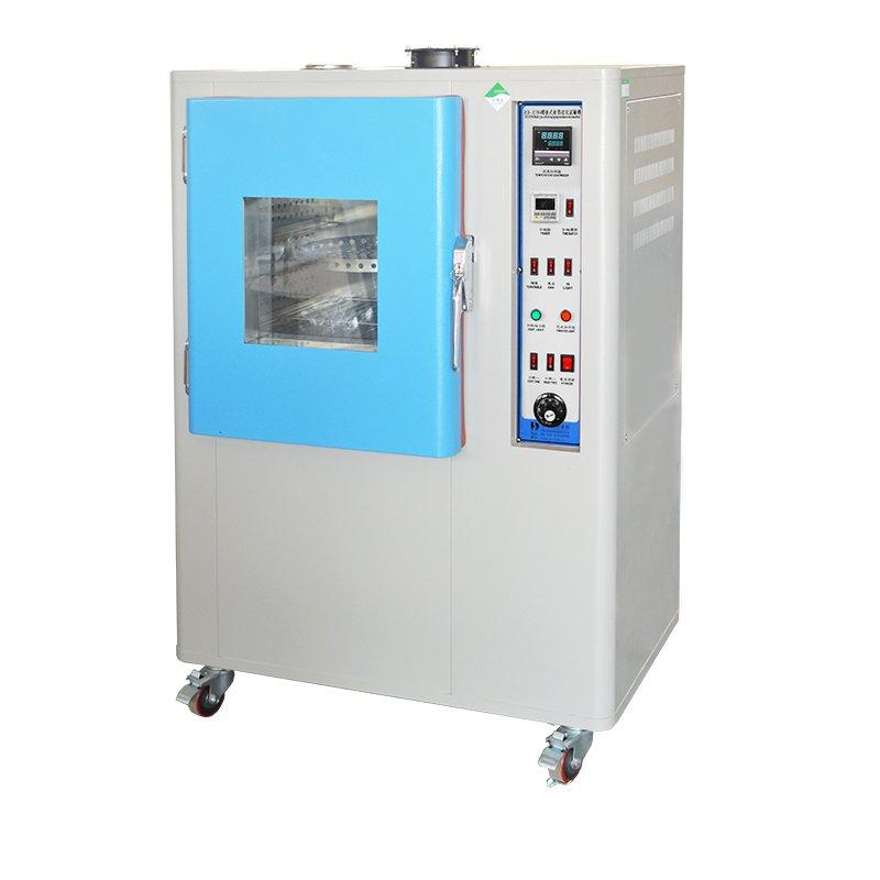 Anti-yellowing aging testing chamber