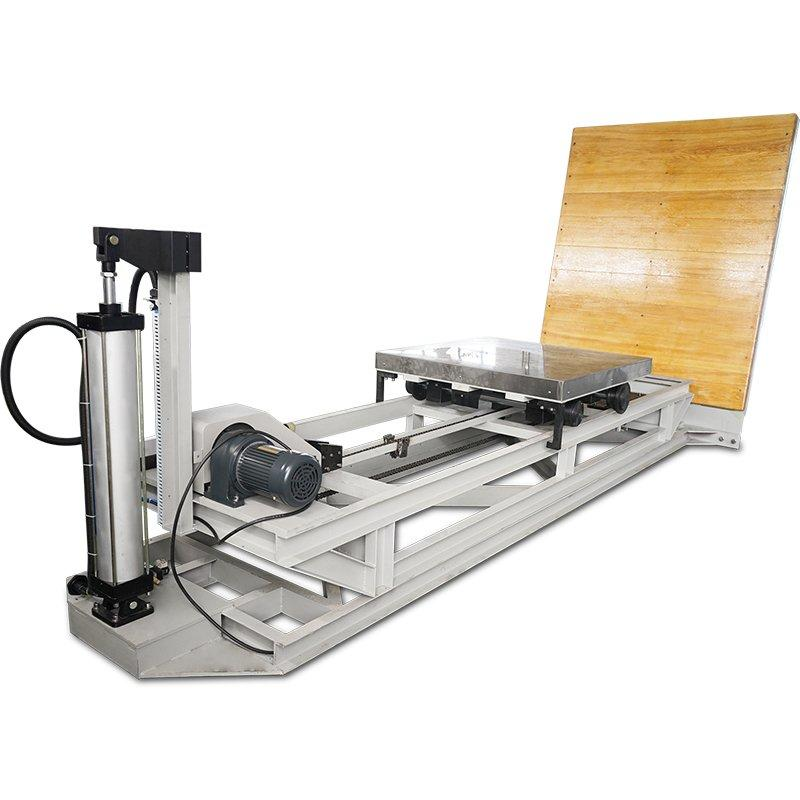 Package Incline Impact Tester