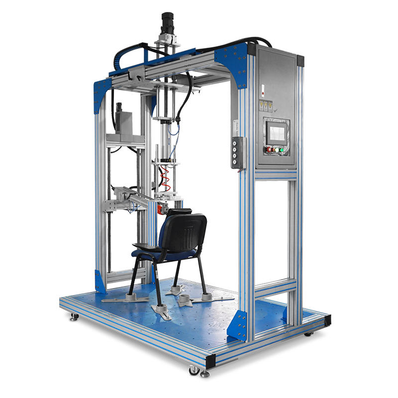 Chair Seat and Back Testing Machine