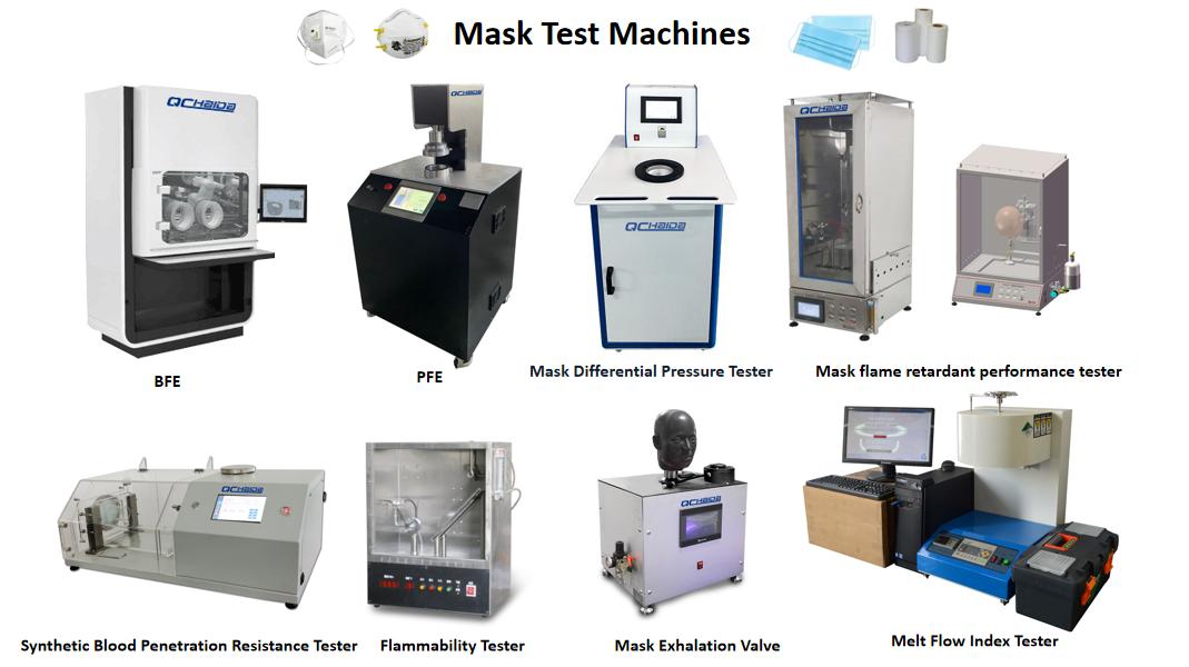 mask test machine