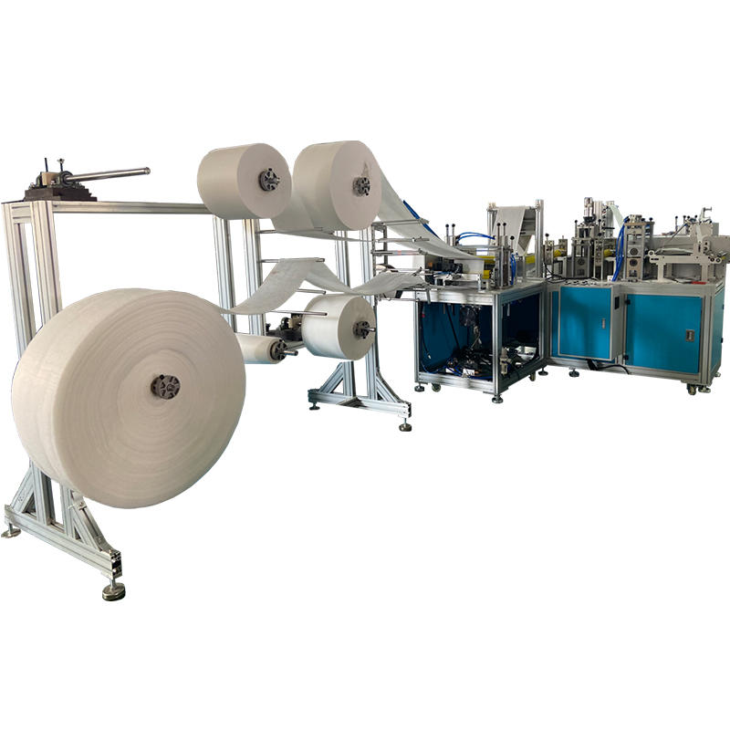 KN95/N95 Masks making Machine