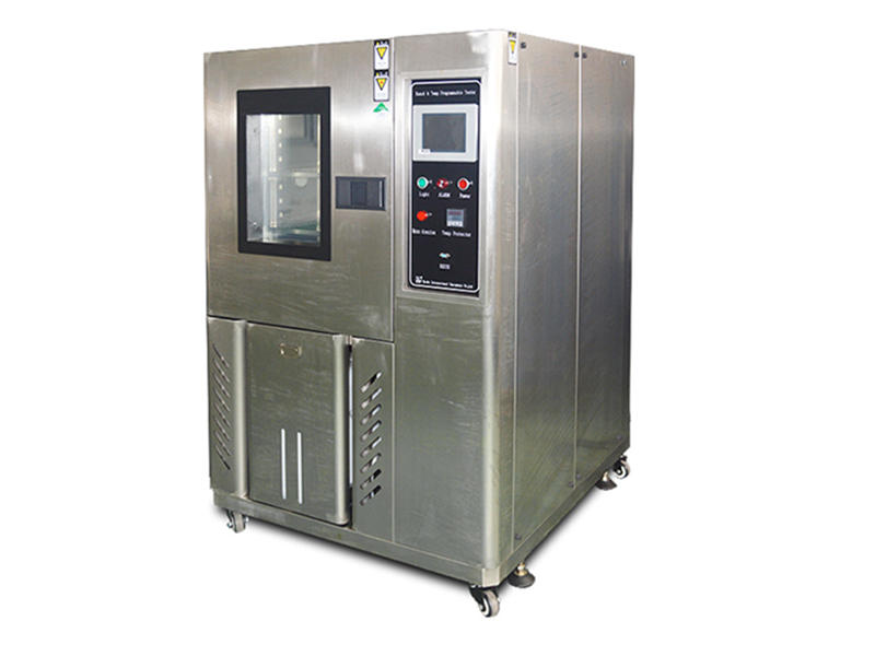 Stainless steel temperature and humidity test chamber
