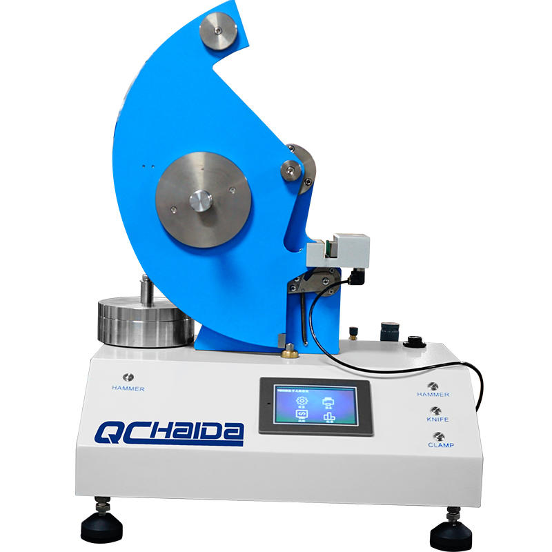 Paper Tear Strength Measuring Machine
