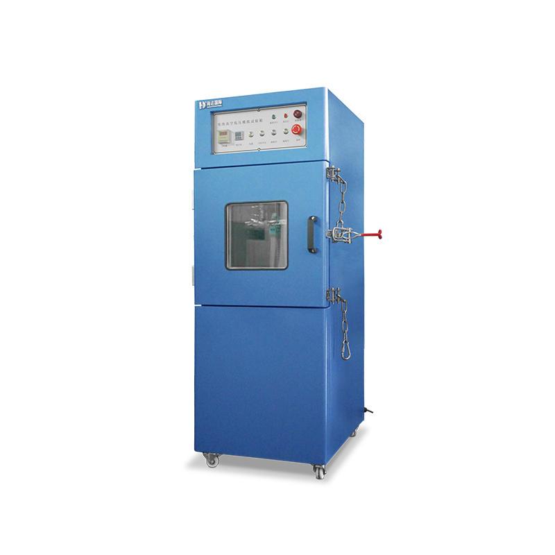 Battery Pressure Test Machine