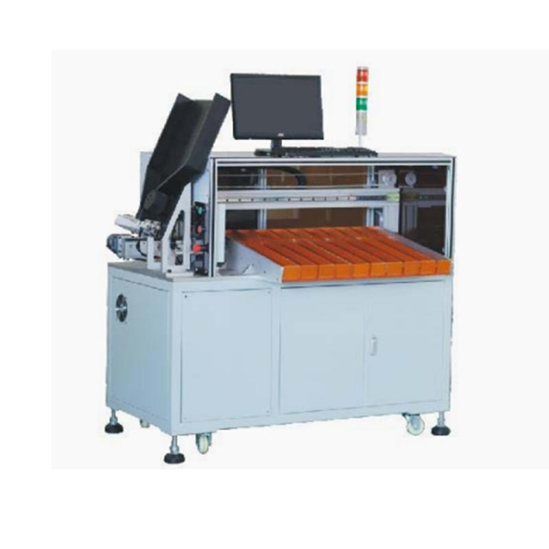 Battery Cylindrical Cell Sorting Machine