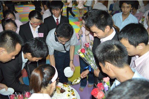 Employees Group Birthday Activities