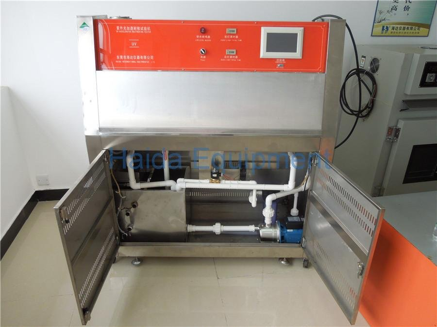 UV aging test machine