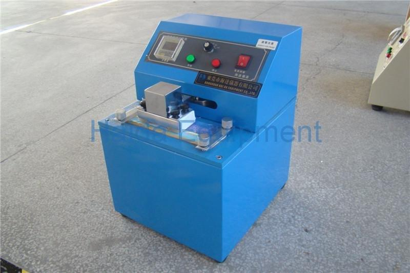 Ink Rub Resistance Instrument Factory HD-A507