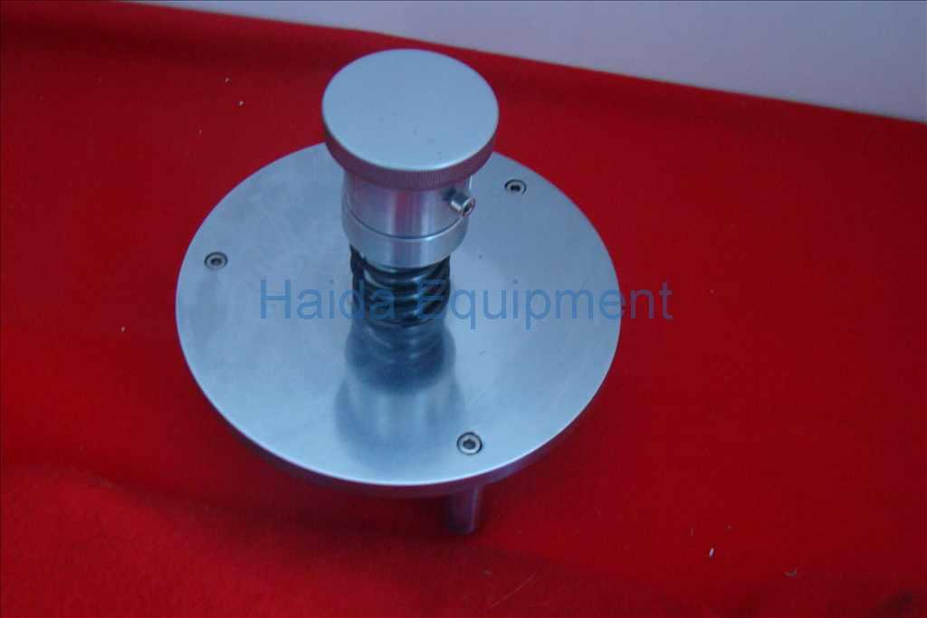 Flat crush sample cutter HD-A517-1