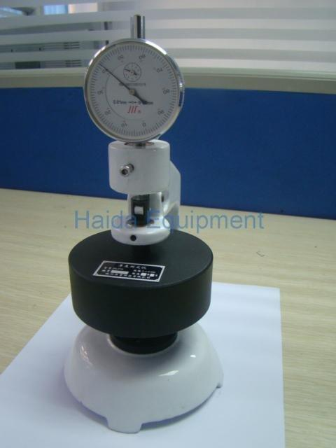 Paper and cardboard thickness guage HD-A833-3