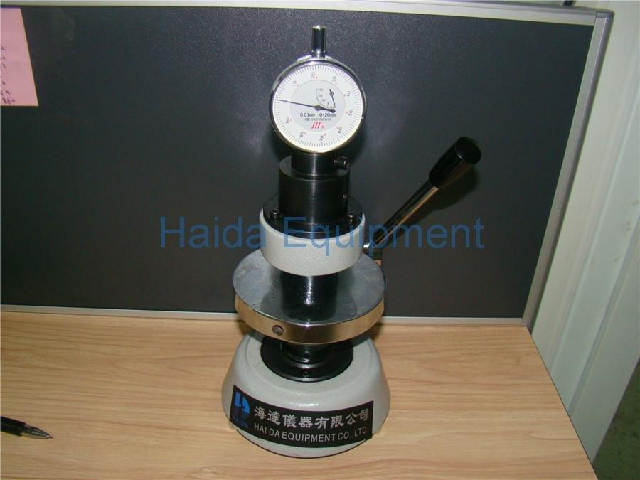 Paper and cardboard thickness guage HD-A833
