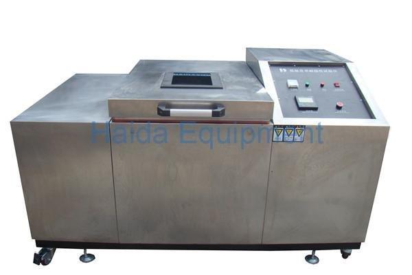 Horizontal Type Low Temperature Flexing Tester