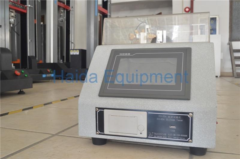 Paper Stiffness Testing Equipment
