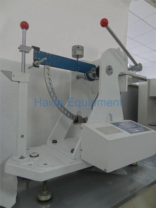 Digital type cardboard Puncture Testing Machine