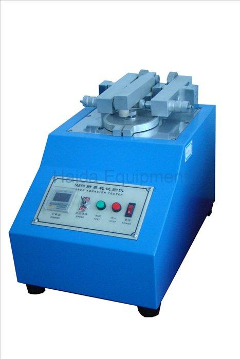 Leather taber Abrasion Tester