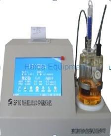Automatic micro moisture meter