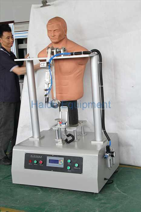 ASTM F2236 Baby Carrier Tester
