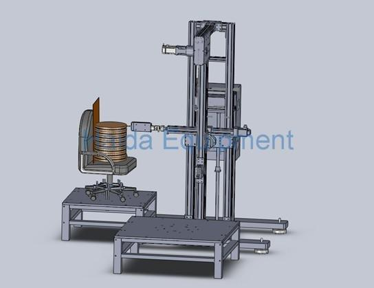 Chair Universal comprehensive test machine