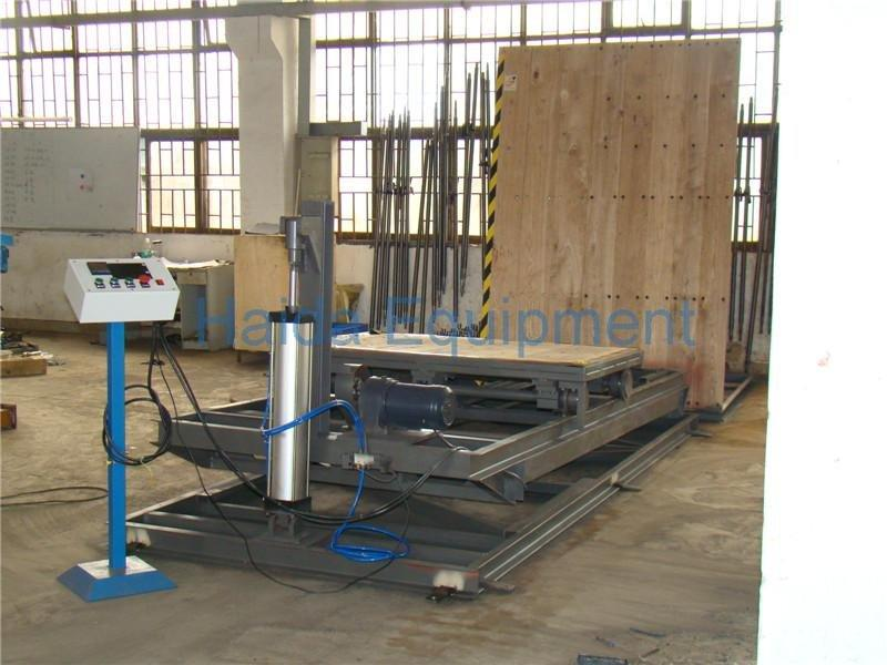 Strength of packaging incline impact tester