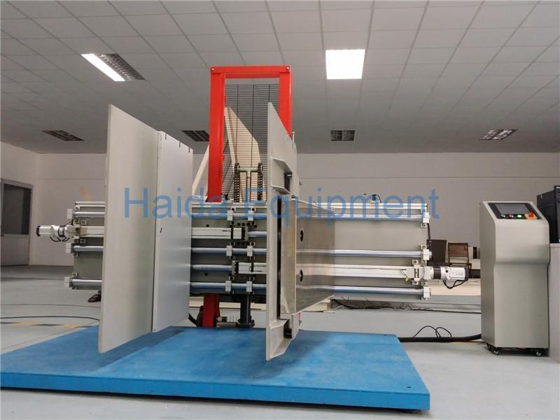 Package Clamp Testing  machine